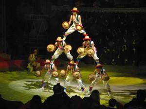 la troupe Lyon Chan