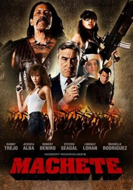 Machete (2010) - Full Cast & Crew - IMDb